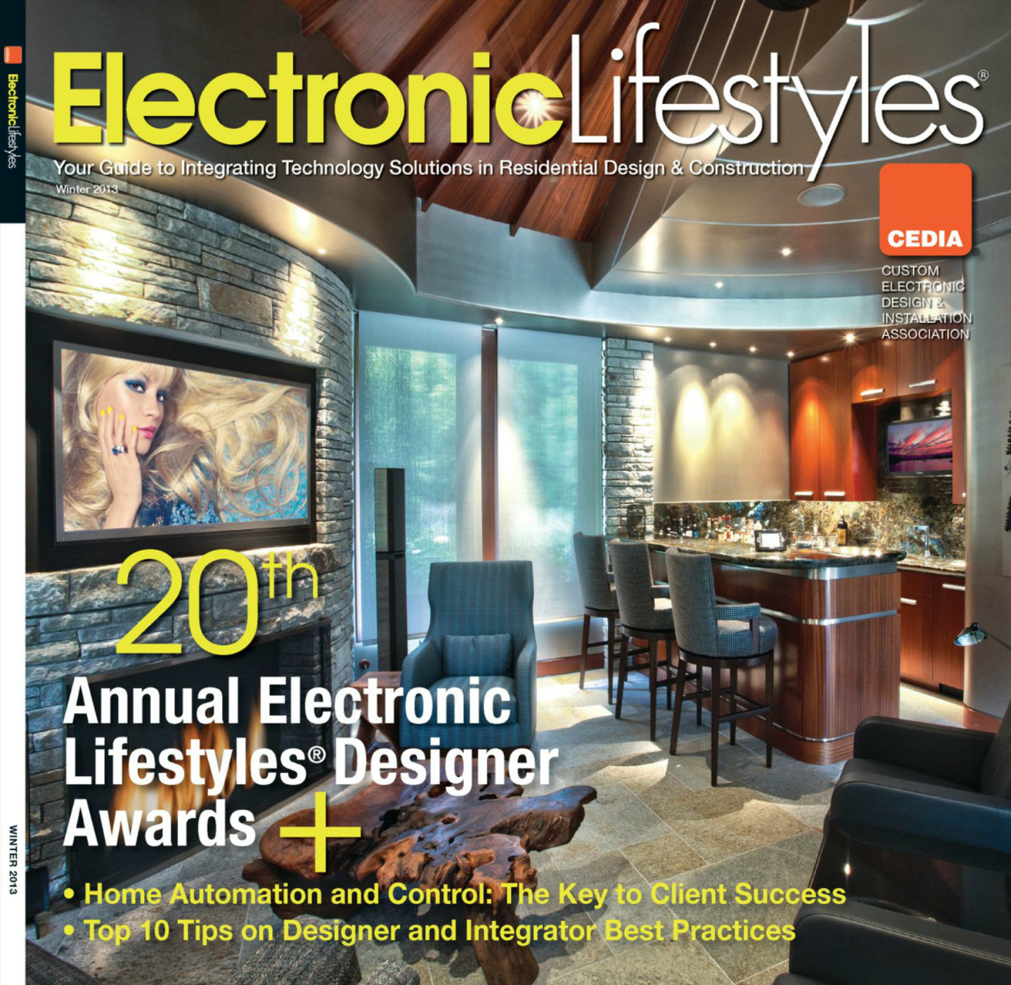 Annual Electronic Lifestyles Designer Awards